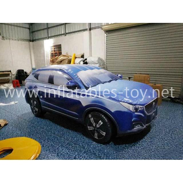 Inflatable Car Advertising Replica, Car Shape Model 3