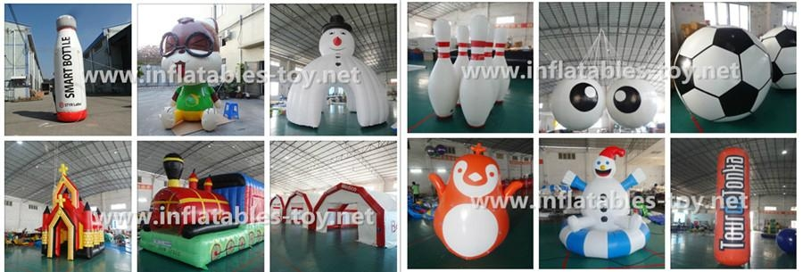 Customized Advertising Inflatables