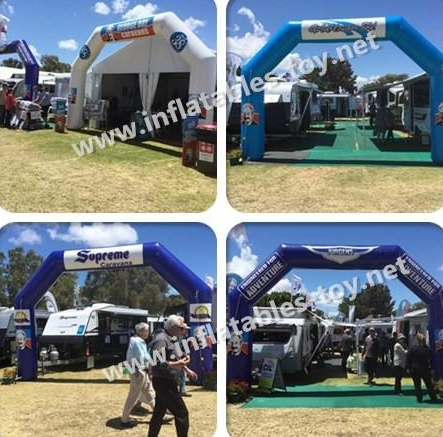 Advertising or Sports Events Inflatable Archways