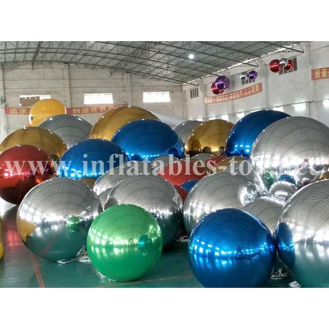 Outdoor Silver Balls for Sales