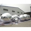 Christmas Decoration Silver Balloon, Factory Made Colorfull Mirror Balls 10