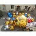 Christmas Decoration Silver Balloon, Factory Made Colorfull Mirror Balls 8