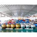 Christmas Decoration Silver Balloon, Factory Made Colorfull Mirror Balls