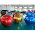 Christmas Decoration Silver Balloon, Factory Made Colorfull Mirror Balls 9