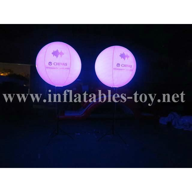 Inflatable Lighting Decoration Balloons