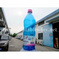 Inflatable Bottles Shape, Advertising Product Replica 3