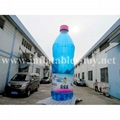 Inflatable Bottles Shape, Advertising Product Replica 2