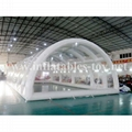 Inflatable Clear Cube Tent , Transparent Inflatable Tent 4