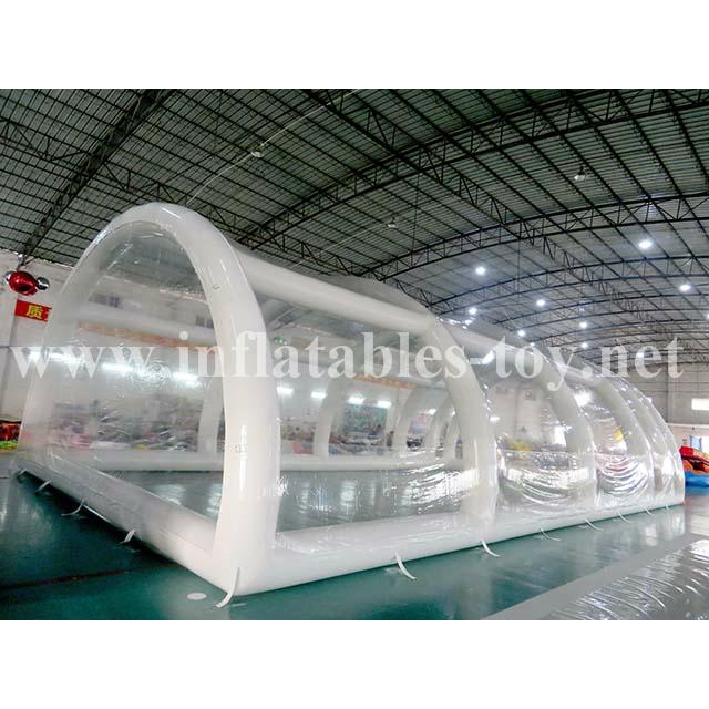 Inflatable Clear Cube Tent , Transparent Inflatable Tent 2