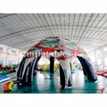 Inflatable Military Dome Tent, Inflatable Igloo Dome Tent 2