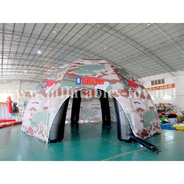 ... Inflatable Military Dome Tent Inflatable Igloo Dome Tent 3 ...  sc 1 st  DIYTrade & Inflatable Military Dome Tent Inflatable Igloo Dome Tent - Tuo Yi ...