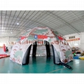 Inflatable Military Dome Tent, Inflatable Igloo Dome Tent 3