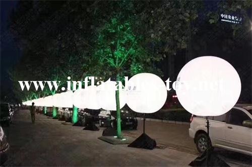 Inflatable Pole Balloon