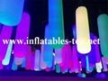 Inflatable Lighting Tubes Park Decorations Pillars 2