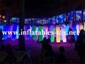 Inflatable Lighting Tubes Park Decorations Pillars 3