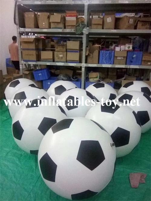 Football Shape LED Decoration Spheres Lighting Balloon 2
