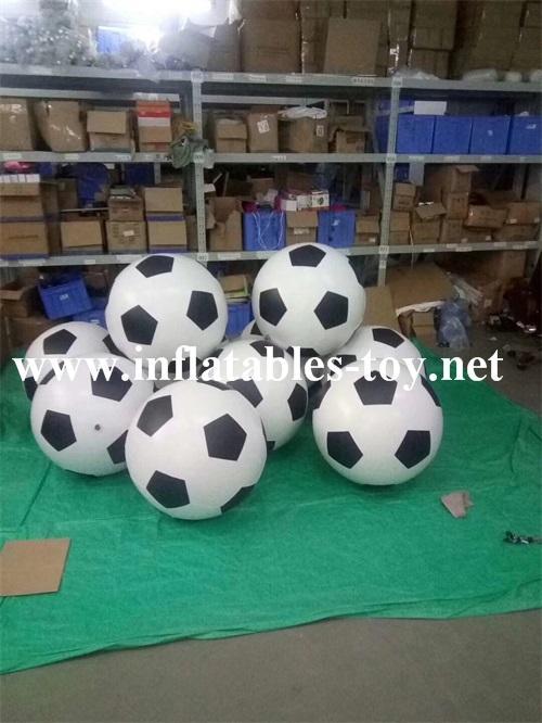 Football Shape LED Decoration Spheres Lighting Balloon 4