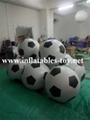 Football Shape LED Decoration Spheres Lighting Balloon 5
