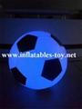 Football Shape LED Decoration Spheres Lighting Balloon 6