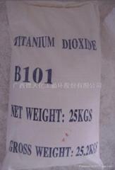 锐钛型钛白粉