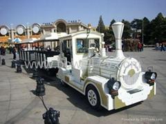 electric fun trains