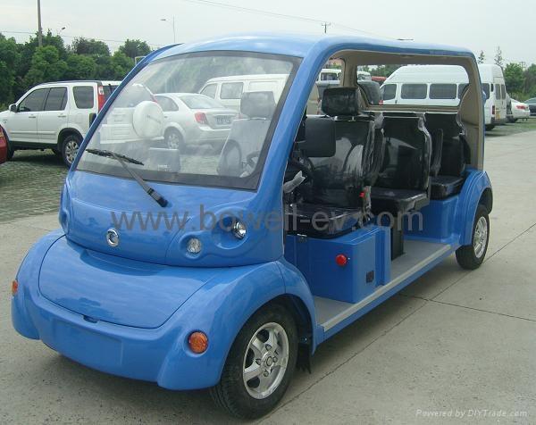 8-seat electric passenger carts 1