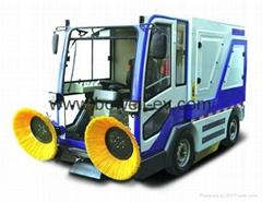 Electric Sweeper Vehicles BW-2000