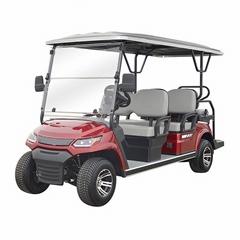 6-seat golf carts