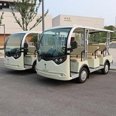 8 Passenger Electric Shuttle Bus