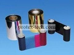 Compatible Zebra YMCKO smart card printer ribbon 800015-440