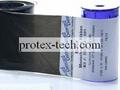 Original Datacard YMCKT 500 prints card printer ribbon 552854-504 5