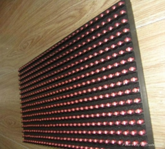 Led module p10 red outdoor with ce