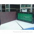 p10 red outdoor led panel price
