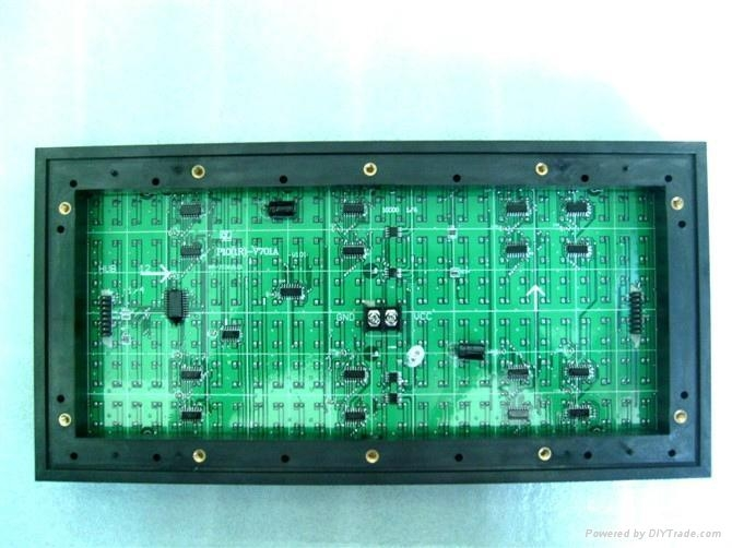 p10 red outdoor led display panel  4