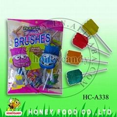 16g Paint Brush Lollipop