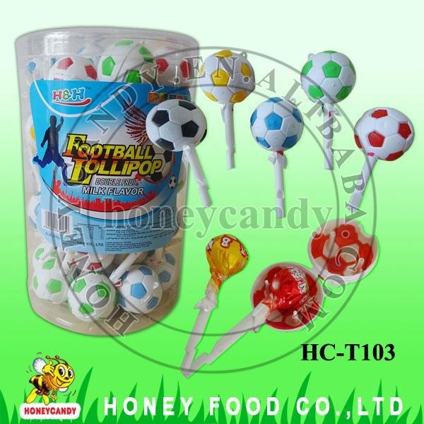 足球棒棒糖 1