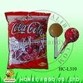 Cola Lollipop
