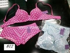 Supply quality bra set