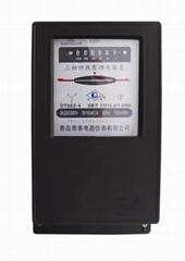 青島三相電度表DT862-4