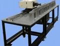 太阳能集热板滚动焊接机