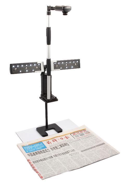 多易拍文件拍攝儀DE300証券專用高拍儀 2