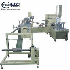 Automatic Clear Cylinder Box Making machine