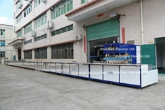 Automatic PVC Tarpaulin Welding Machine by High Frequency China