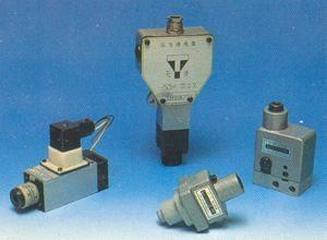 压力继电器HED 1