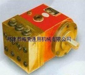卧式BFW01柱塞泵 1