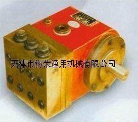 卧式BFW01柱塞泵 4
