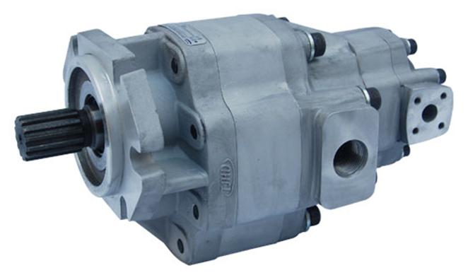 天津GPC4-G5双联齿轮泵现货销售 3