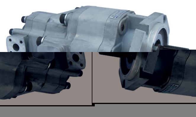 天津GPC4-G5双联齿轮泵现货销售 4