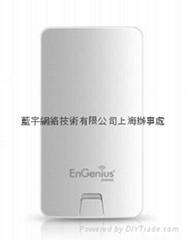 300Mbps 5.8GHz挂牆式AP/網橋 ENS500