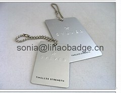 Wine tag, vodka tag ,wine bottle necklace,custom metal decoration tag